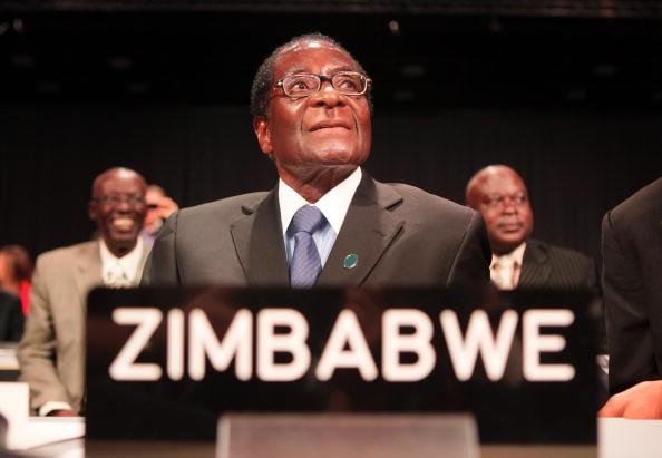 Robert Mugabe (Foto: Peter Macdiarmid/Getty Images)