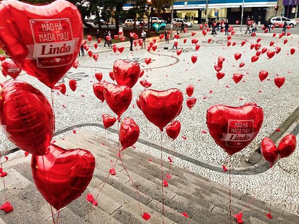 Fotos De Namorados: No Dia Dos Namorados, A RPC Contagia