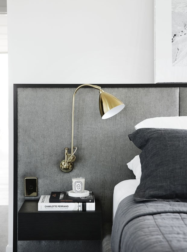 Apartamento se inspira na Hollywood vintage (Foto: Divulgação)