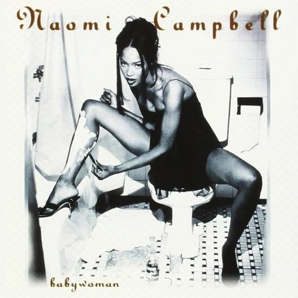 Naomi Campbell - 'Babywoman' (Foto: Divulgação)