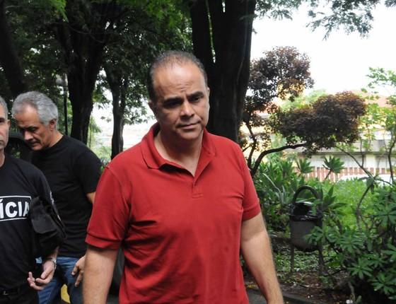 Marcos Valério. (Foto: Paulo Filgueiras/EM/D.A Press)
