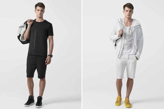 aad4e16db61d8 Calvin Klein Jeans apresenta coleção Verão 2015 - GQ   Moda masculina