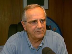 Prefeito Paulo Altomani afirma que dívida chegou a R$ 231 milhões (Foto: Reprodução/EPTV)