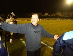 Edson Vieira - técnico do São Bento - Sorocaba (Foto: Assis Cavalcante / Agência BOM DIA)