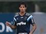 Em baixa, Victor Ramos fala em recuperar confiança no Palmeiras