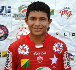 Matheus Morais, 17 anos, Rio Branco-AC (Foto: Duaine Rodrigues)