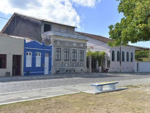 Casa de veraneio que pertenceu a Vinicius de Moraes é uma das paradas do passeio (Foto: Josemar Pereira/Ag Haack)