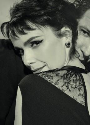 Débora Falabella e Murilo Benício (Foto: Maurício Nahas / Divulgação Revista Joyce Pascowitch)