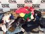 Quadrilha é presa em MG suspeita de furtar roupas de marca em lojas