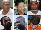 Veja quem são os oito executados por tráfico de drogas na Indonésia