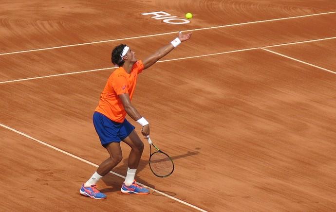 Feijão Rio Open (Foto: Thiago Quintella)