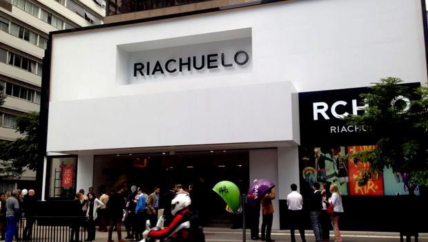 Nova loja da Riachuelo, na Av. Paulista, tem 4500 m² e seis andares (Foto: Divulgação)