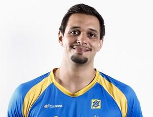 Valadão, seleção brasileira handebol (Foto: Divulgação/CBHb)