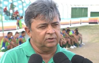 Aldeone pede novamente que João Bosco Sátiro não apite jogos do Sousa