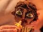 Bonecos ganham vida e contam histórias reais em espetáculo no TO