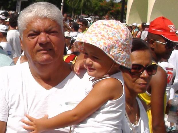 Senhor do Bonfim (Foto: Ruan Melo/G1)