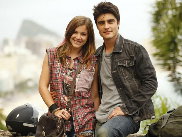 LINDOS D+! Finalmente rolou LiTor, né? Shippa o casal? Então comemora! (Foto: Malhação / Tv Globo)