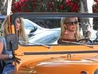 Britney Spears e Iggy Azzalea aparecem juntas em gravação de clipe
