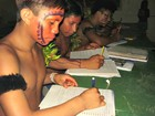 Justiça quer ensino médio para indígenas (Seduc/Divulgação)