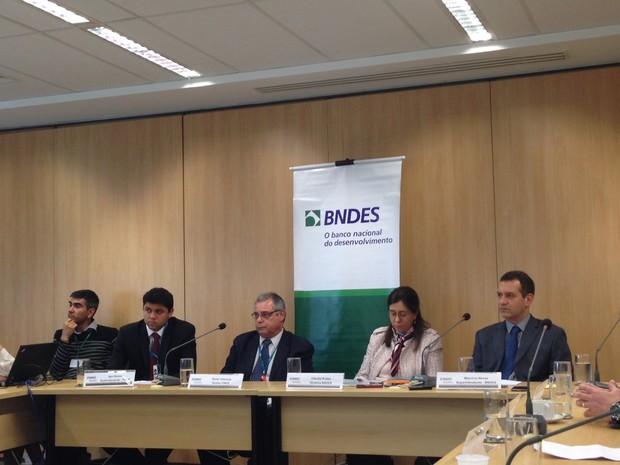 BNDES e Finep destinam R$ 3,5 bi para indústria química e de mineração  (Foto: Cristiane Caoli / G1)