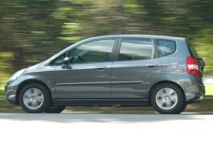 Honda Fit 2007 (Foto: Ivan Carneiro/ Autoesporte)
