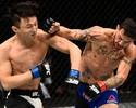 """Em duelo alucinante, Cub Swanson bate Doo Ho Choi na """"luta do ano"""""""