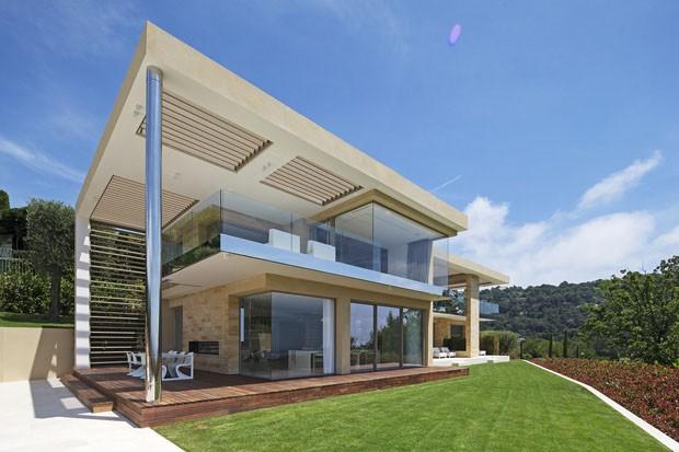 Casa com ar de spa fica entre montanha e praia (Foto: Olivier Amsellem/Divulgação)
