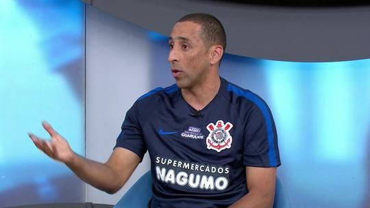Realizado no Corinthians, Serginho teme pelo futuro do vôlei brasileiro