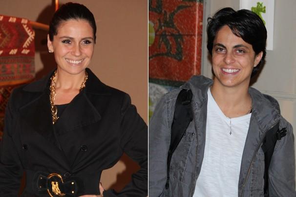 Giovanna Antonelli e Thammy Miranda serão policiais em Salve Jorge, nova novela de Glória Perez (Foto: Nathalia Fernandes/TV Globo)