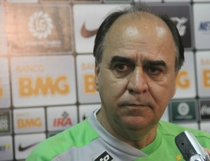 Marcelo Oliveira, técnico do Coritiba (Foto: Gabriel Hamilko / GloboEsporte.com)