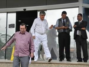 Coletiva Polícia Federal (Foto: Tatiane Queiroz/G1MS)