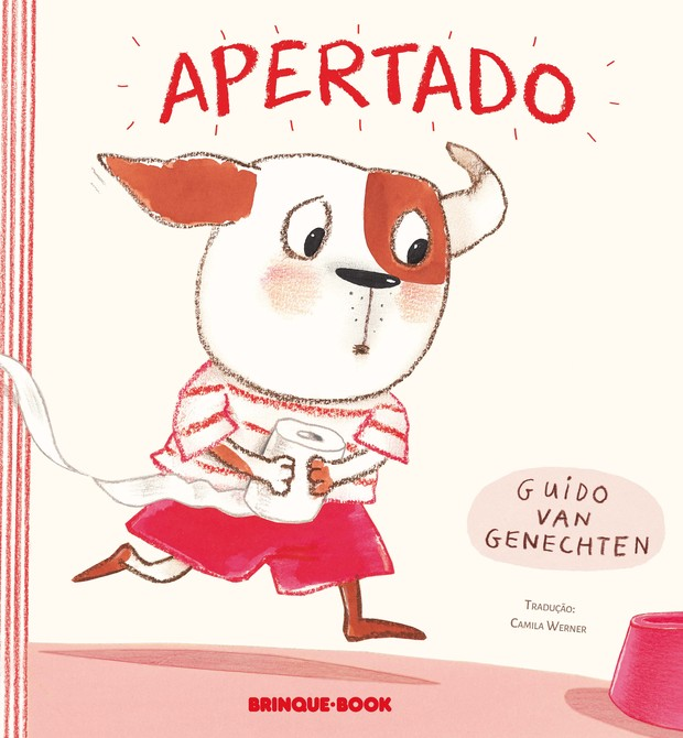 'Apertado', da Brinque-Book (Foto: Divulgação)