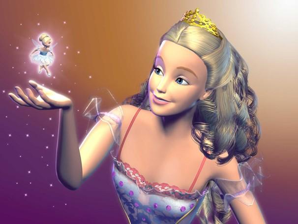 """Animação """"Barbie em O Qebra Nozes"""" na manhã deste sábado, 15 (Foto: Divulgação/Reprodução)"""