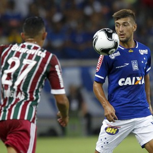 Cruzeiro x Fluminense, pela Primeira Liga (Foto: Washington Alves/Light Press/Cruzeiro)