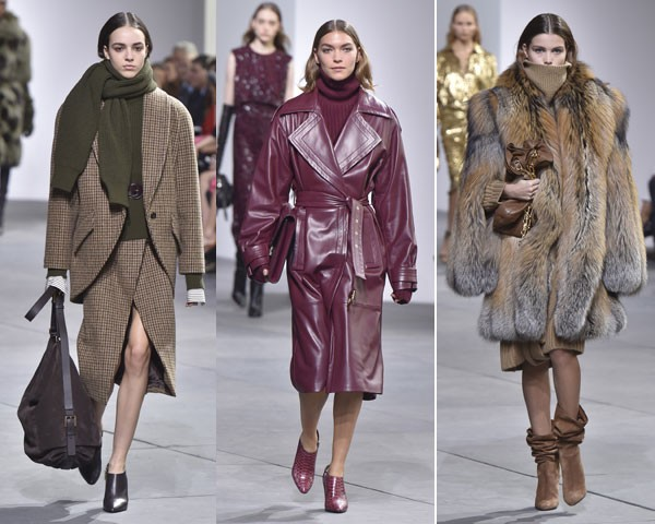 O inverno Michael Kors (Foto: Getty Images)
