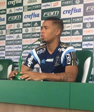 Gabriel Jesus Palmeiras (Foto: Felipe Zito)