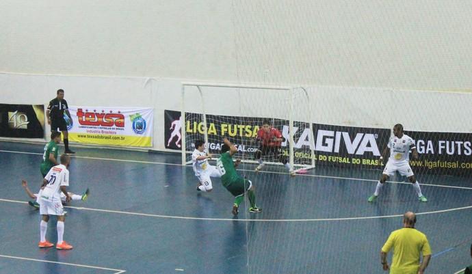 Brasília Futsal x Umuarama Liga Futsal (Foto: divulgação)