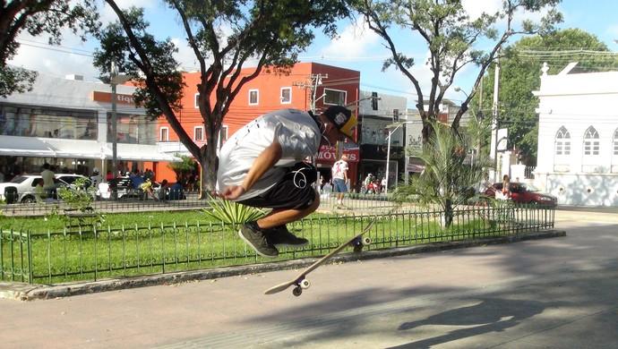bob skate al (Foto: Viviane Leão/GloboEsporte.com)