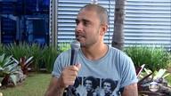 Cantor Diogo Nogueira se apresenta em Belo Horizonte