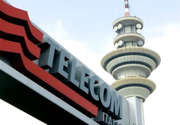 Telecom Italia Telecom Itália (Foto: AFP Photo)