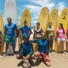 StandUp e surfe são 'febres' no verão; conheça (Denise Paixão/G1)