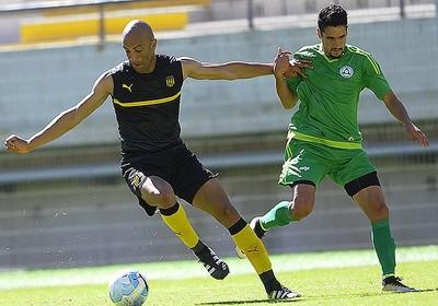 Ronaldo Conceição Peñarol (Foto: Prensa Peñarol)