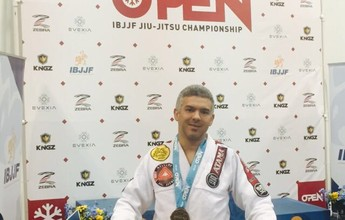 Lutador do Acre conquista bronze em competição de jiu-jítsu nos EUA