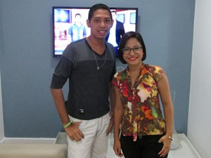 Novos colaboradores conhecem a TV Clube e os portais G1 Piauí e Globo Esporte Piauí. (Foto: André Santos/TV Clube)