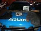 Homem encontrado com fardas e armas é detido em Campos, no RJ