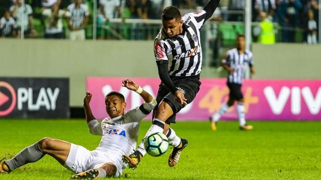 de5b9c2de1 Atlético-MG x Santos - Campeonato Brasileiro 2017-2017 ...