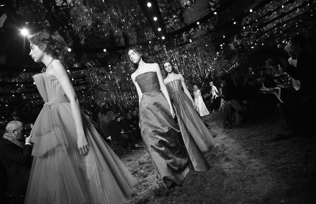 Dior: alta-costura de verão 2017 (Foto: Getty Images)