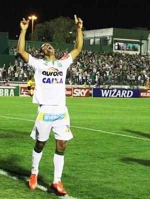 Bruno Rangel Chapecoense x São Caetano (Foto: Aguante Comunicação/Chapecoense)