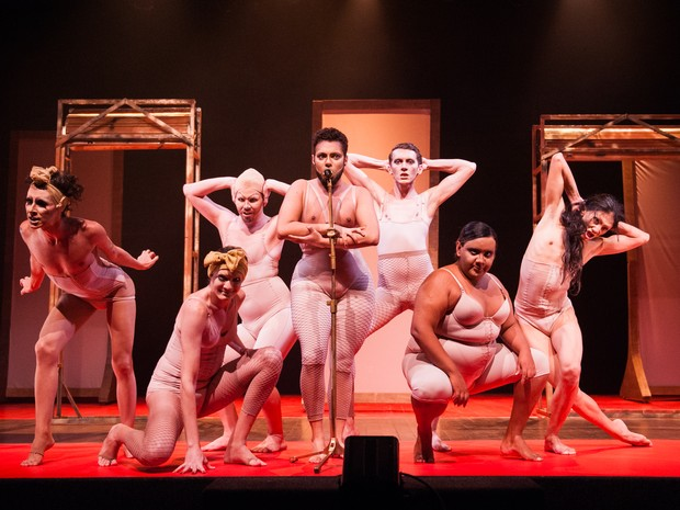 Espetáculo cearense 'Quem tem medo de travesti' é um dos destaques da programação do 4ª edição do TREMA! Festival de Teatro, no Recife (Foto: Allan Taissuke/Divulgação)