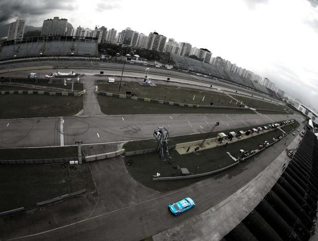 Autódromo de Jacarepaguá durante a última visita da Stock Car ao circuito, em julho de 2012 (Foto: Miguel Costa Jr. / Divulgação)